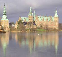 Denmark - Palace by Cath Baker