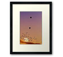 Albuquerque International Balloon Fiesta, 2011.2 Framed Print