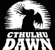 Cthulhu Dawn by Paul Mudie