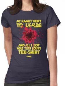 Acheron Souvenir Womens Fitted T-Shirt
