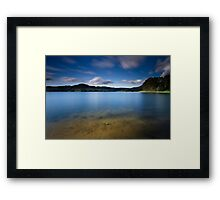 Lake Baroon, QLD - Australia Framed Print