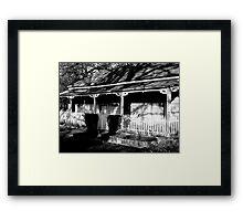 Beth Shan Framed Print