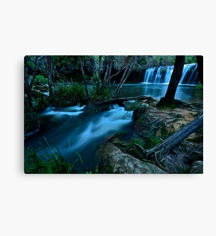 A Land Downunder. Canvas Print