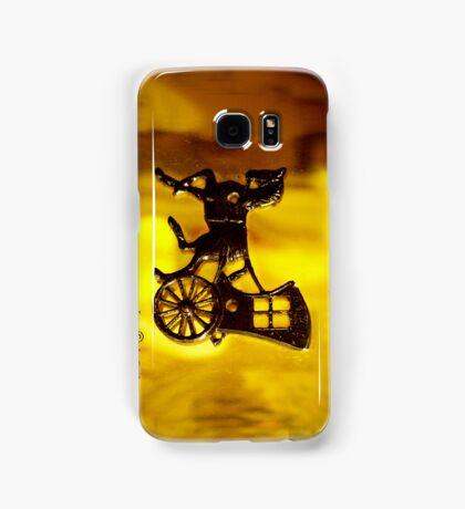 Horse & Carriage Samsung Galaxy Case/Skin