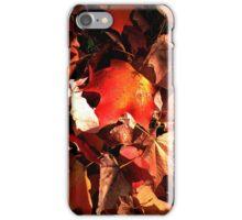 Leaves iPhone Case/Skin