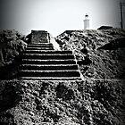 The Mumbles Lighthouse by Matt Ware