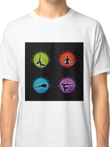 Yoga pilates  Classic T-Shirt