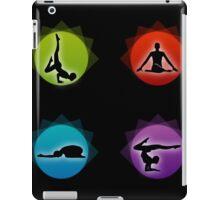 Yoga pilates  iPad Case/Skin