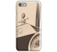 Down A Dusty Road iPhone Case/Skin