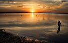 Peaceful by Carolyn  Fletcher