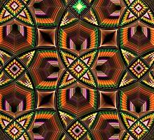 lazysusan pattern by Pam Amos