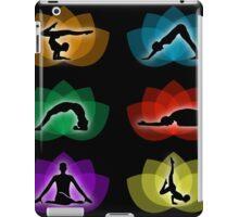 yoga and meditation iPad Case/Skin
