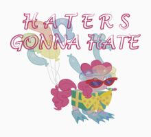 Silly Pinkie - Haters Gonna Hate Kids Clothes
