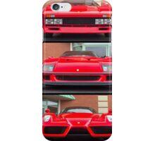 Ferrari Icons iPhone Case/Skin