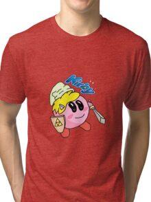 The Legend of Kirby Tri-blend T-Shirt