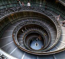 Vatican Museum by Simon Marsden