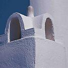 Santorini Chimney by phil decocco