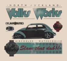 Volks Works by BlackPineDesign