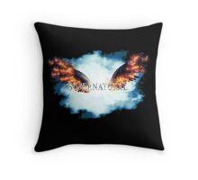 Supernatural Descent Throw Pillow
