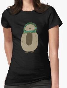 Balaclava Womens Fitted T-Shirt