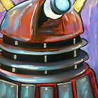 Dr Who Villains No.1: Dalek by debzandbex