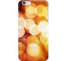 Bokeh Highlights iPhone Case/Skin