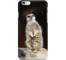 Meerkat iPhone Case/Skin