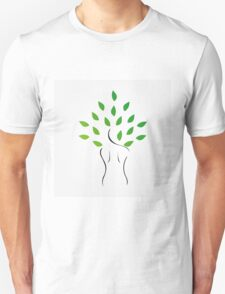 Skin and hair treatment with organic products T-Shirt