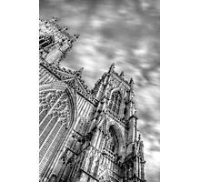 York Minster HDR Photographic Print