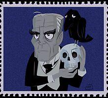 Boris Von Frankenstein by Matt Pott