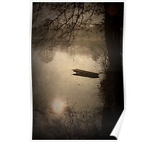Mysterious morning Poster