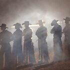 Cowboys by artstoreroom