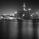 bw Hong Kong night scene by hkavmode