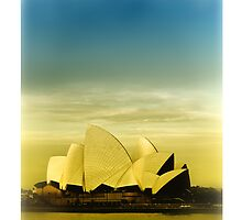 Sydney Opera House by Roberto Bettacchi