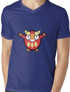 Darumakka Hug Mens V-Neck T-Shirt