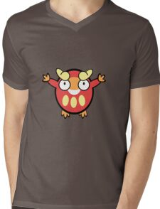 Darumakka Hug Mens V-Neck T-Shirt