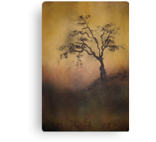 Wait by the tree for me Canvas Print
