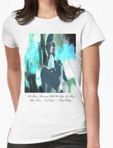 like tears in rain Womens Fitted T-Shirt