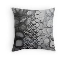 FABRIC~IN~MOVEMENT 19 Throw Pillow