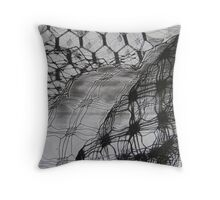 FABRIC~IN~MOVEMENT 5 Throw Pillow