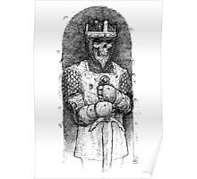 THE KING WITHOUT REST/ EL REY SIN DESCANSO/ ATSEDENIK GABEKO ERREGEA Poster