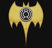 Dark Knight of the Sinestro Corps by julianarnold