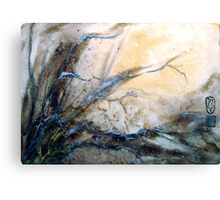 The Edge of The Sky.. Canvas Print