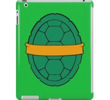 TMNT - Michelangelo Shell iPad Case/Skin