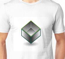 Hollow cube Unisex T-Shirt