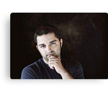 Commercial Portrait- 3 Canvas Print