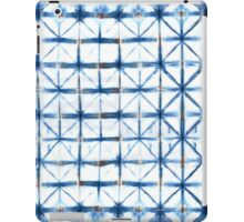 Barbed Wire in Indigo iPad Case/Skin