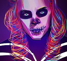 Skeleton Hazza by nasalouis