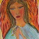 PEACE ANGEL by eoconnor