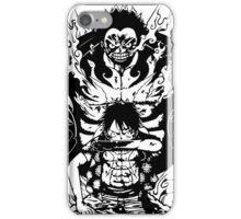 Luffy Gear 4 Transformation iPhone Case/Skin